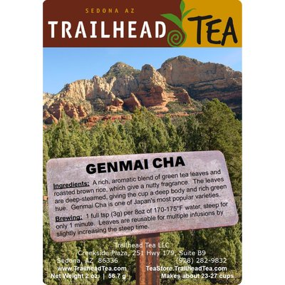 Tea from Japan Genmaicha, Premium