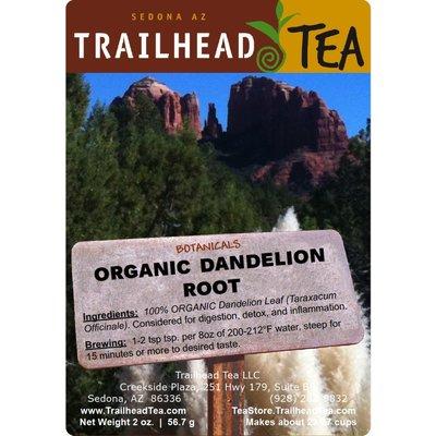 Botanical Botanical Organic Dandelion Root