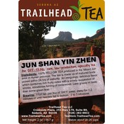 Off-Trail-Rare Jun Shan Yin Zhen, Premium Mount Jun Silver Needles (Off-Trail Yellow) - SORRY SOLD OUT