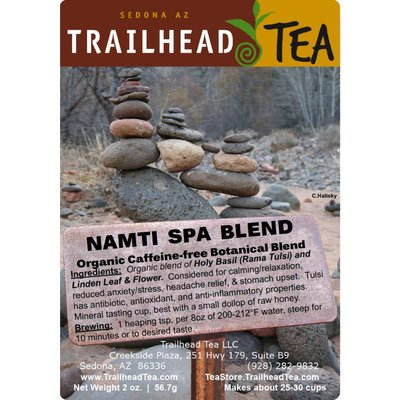 Herbal Blends Namti Spa Blend