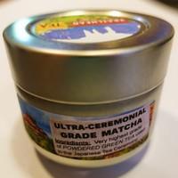 Tea from Japan MatCha (Ultra-Ceremonial Grade) Green Tea Powder
