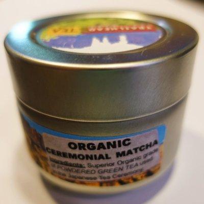 Tea from Japan Matcha (Ceremonial Organic Grade)