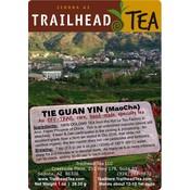 Tea from China Anxi Tie Guan Yin / MaoCha Unfinished