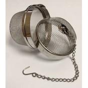 Teaware Tea Egg 6cm, Barrel shape twist lid