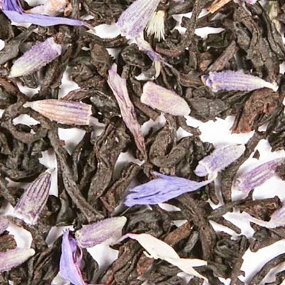Tea from Sri Lanka Teapot Trail Earl Grey Lavender
