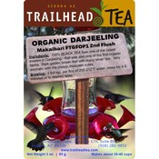 Tea from India Darjeeling FTGFOP1 Makaibari SF (Organic)