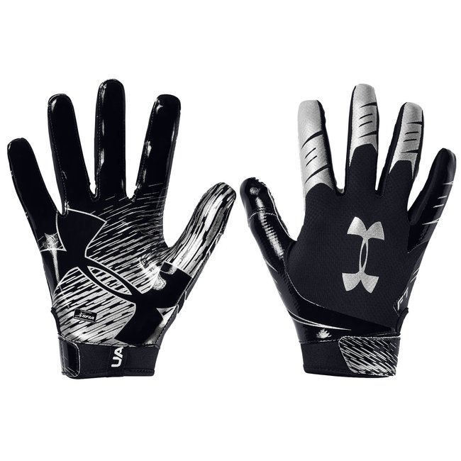UA F7 Football Gloves Youth