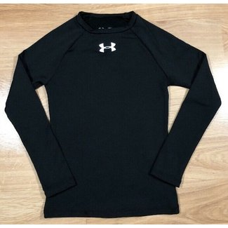 Under Armour Youth Cold Gear Crew Neck