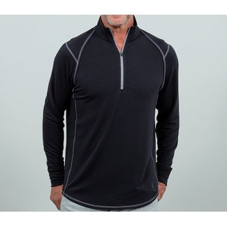 Toes on the Nose Toes on the Nose Barrel Performance Seasilk 1/4 Zip