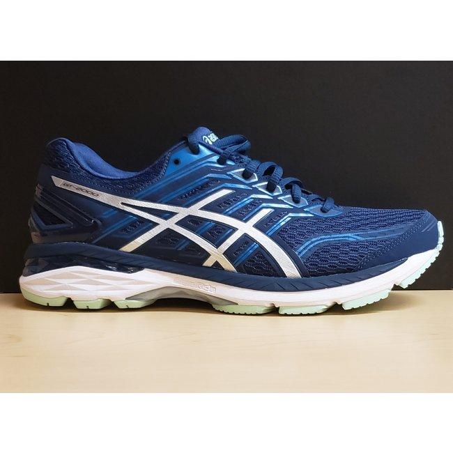 Asics GT-2000, Size 10, Blue/Silver/Sea