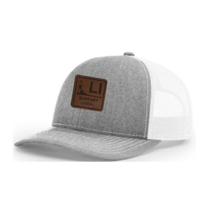 Support Local Lighthouse Patch Hats