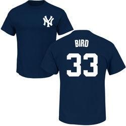 Yankees T-Shirts-Bird