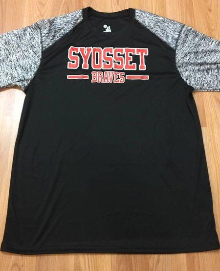 Badger Sport Men's Syosset Short Sleeve Adult Large