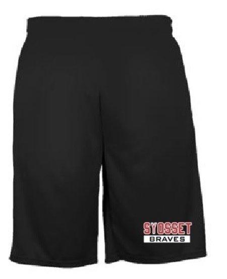Badger Syosset Digi Camo Shorts