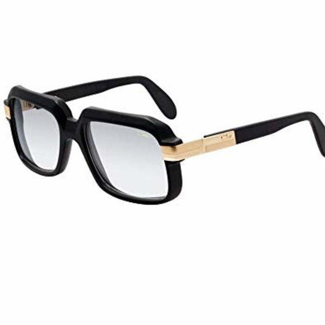 Cazal Eyewear Cazal 607 C.1 Blk Frame/Clear Lens 56/18/140