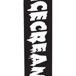 Ice Cream Ice Cream Skate Deck Black