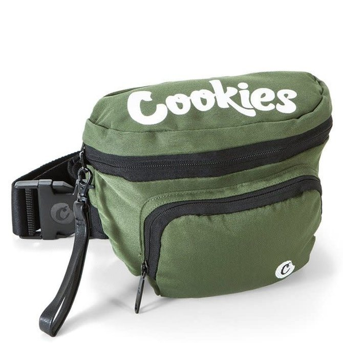 Cookies Cookies SP Environmental Nylon Fanny Pack