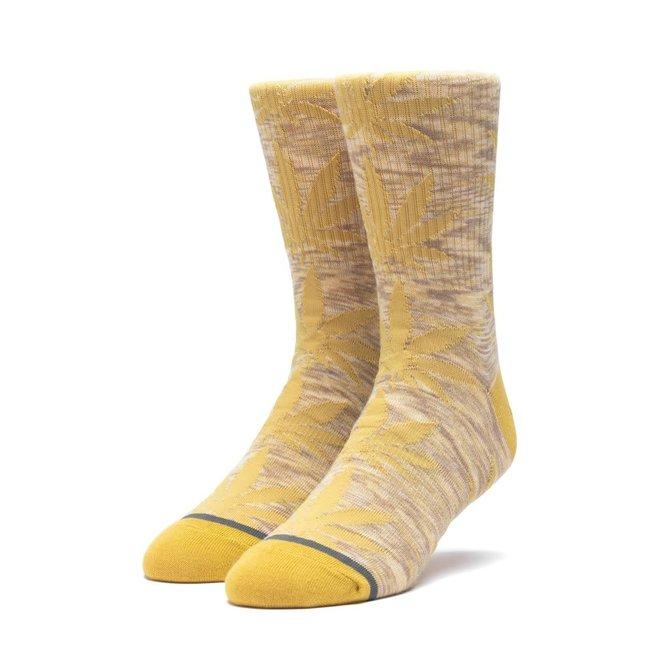 HUF Melange Plantlife Sock Sauterne