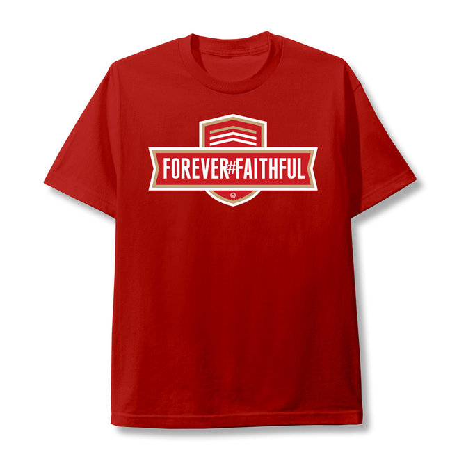 SAVS SAVS Forever Faithful Tee