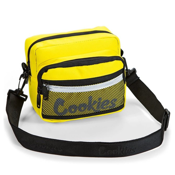 Cookies Cookies Vertex Ripstop Nylon Crossbody Bag