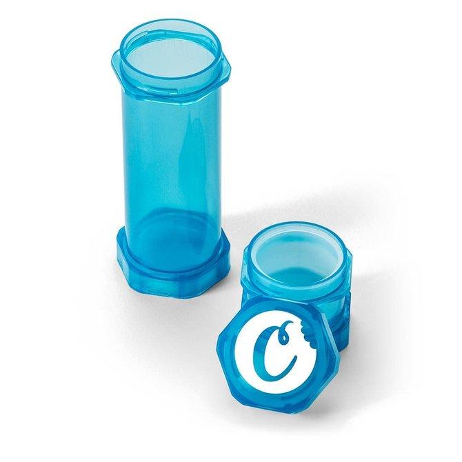Cookies Cookies V2 Extendo Stackable Child Proof Storage Jar Blue