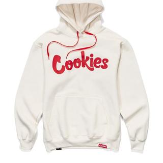 Cookies Cookies Original Mint Fleece Hoody Cream/Red