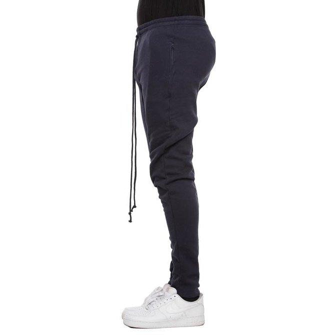 EPTM Gusset Fleece Pant Navy