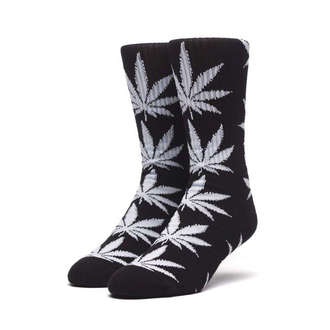 HUF Essentials Plantlife Sock Black