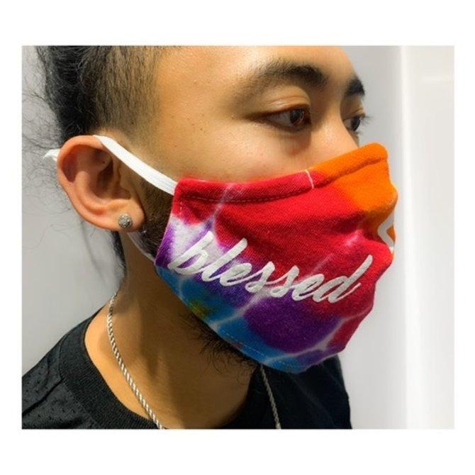 FRESH FRESH V2 Blessed Face Mask Tie Dye