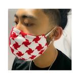 FRESH FRESH V2 Blessed Face Mask Red/White