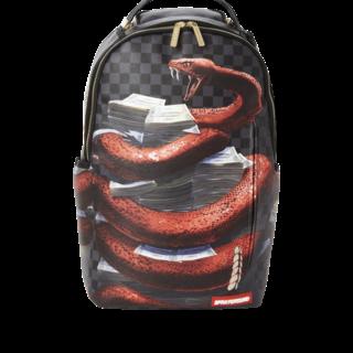 Sprayground Sprayground Rattlestacks Backpack Vegan Leather