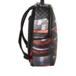 Sprayground Sprayground Rattlestacks Backpack Vegan Leather