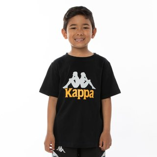 Kappa Kappa Kids Authentic Dris Black/Yellow/GreyReflect