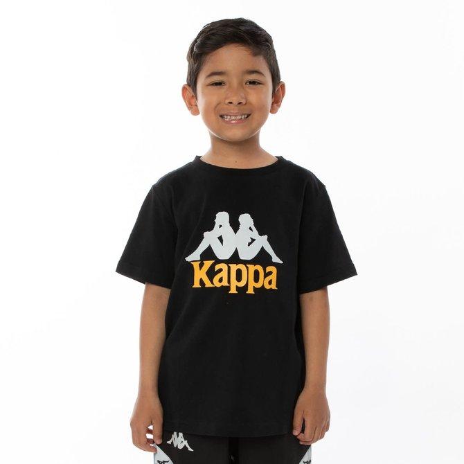 Kappa Kappa Kids Authentic Dris Black/Yellow/GreyReflect
