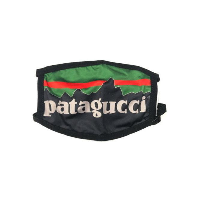 Maskot Maskot Patagucci Mask Grey