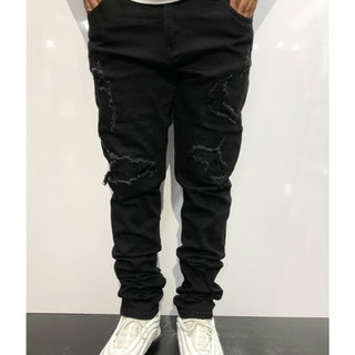 Crysp Crysp Sum20 Atlantic Black Distressed