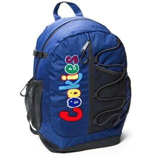 Cookies Cookies The Bungee Backpack w/Chenille Navy