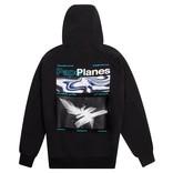 Paper Planes Paper Planes Missed Story Hoodie Black