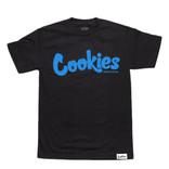 Cookies Cookies Original Mint Tee Black/Blue