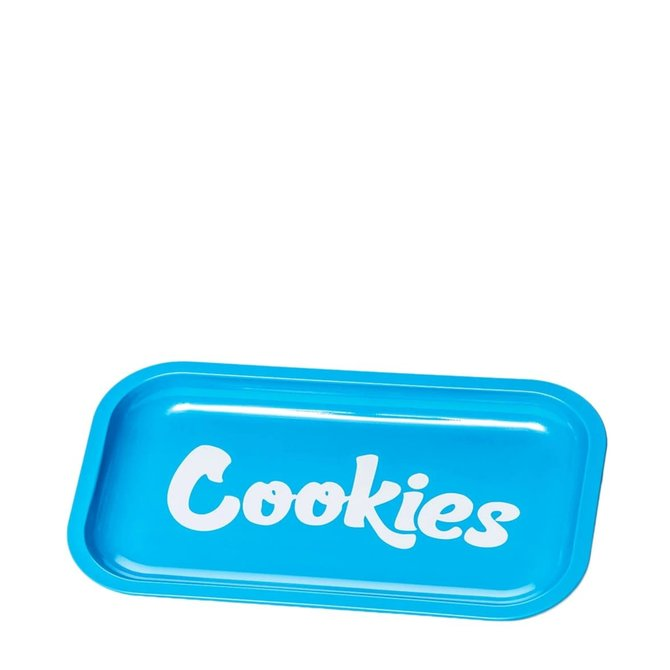 Cookies Cookies Medium Size Rolling Tray Blue