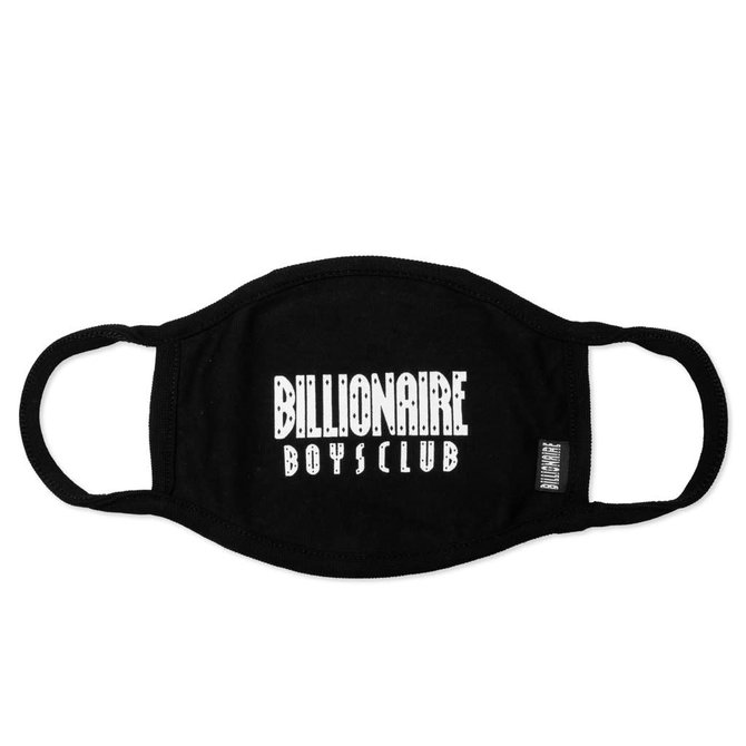 Billionaire Boys Club BBC Peace Mask Black