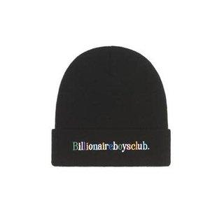 Billionaire Boys Club BBC Alphabet Skully Black