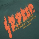 10 Deep 10 Deep Prohibited Hoodie Green