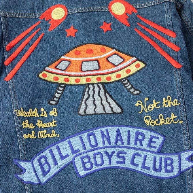 Billionaire Boys Club BBC Challenger Jacket Solar Flare