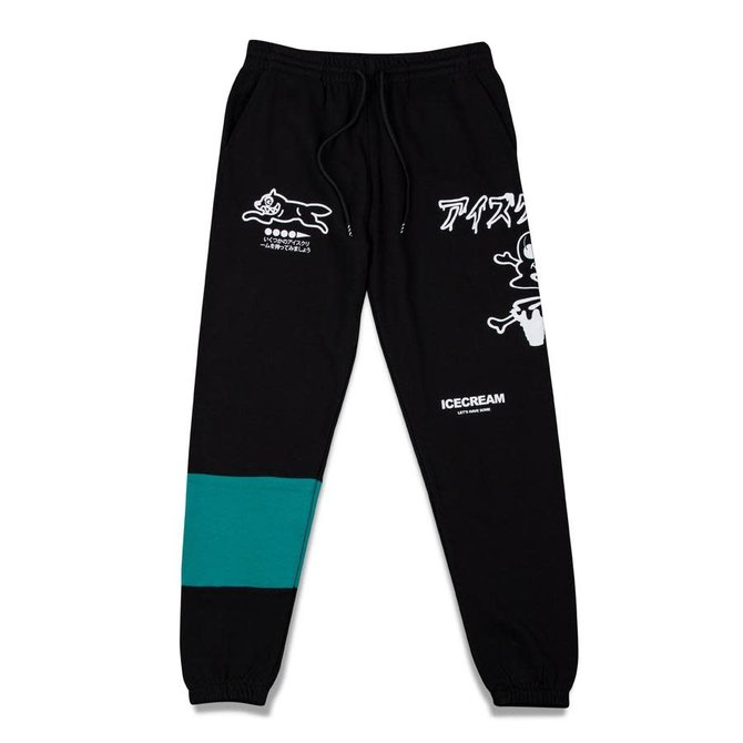 Ice Cream Ice Cream Global Jogger Black