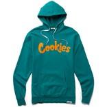 Cookies Cookies Original Mint Hoody Teal/Orange
