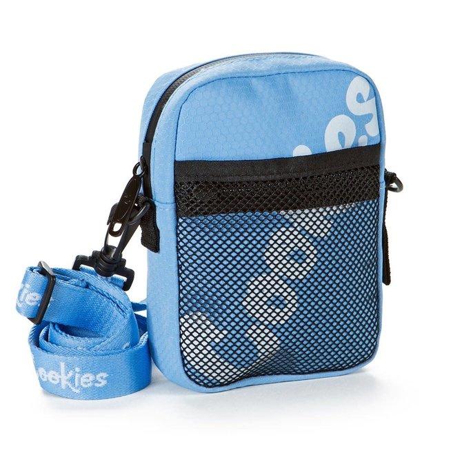 Cookies Cookies Layers Honeycomb Shoulder Bag SP21 Blue
