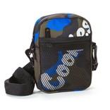 Cookies Cookies Layers Honeycomb Shoulder Bag SP21 Blue Camo