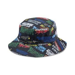 Billionaire Boys Club BBC High Roller Bucket Hat Black
