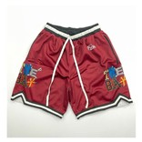FRESH FRESH The Bay Hoop Short Burgundy